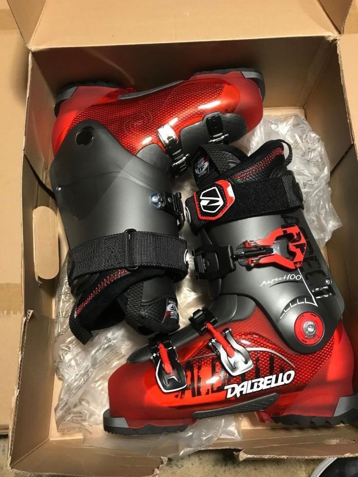 Dalbello Aspect 100 Ski Boots Mens size 8.5 NIB