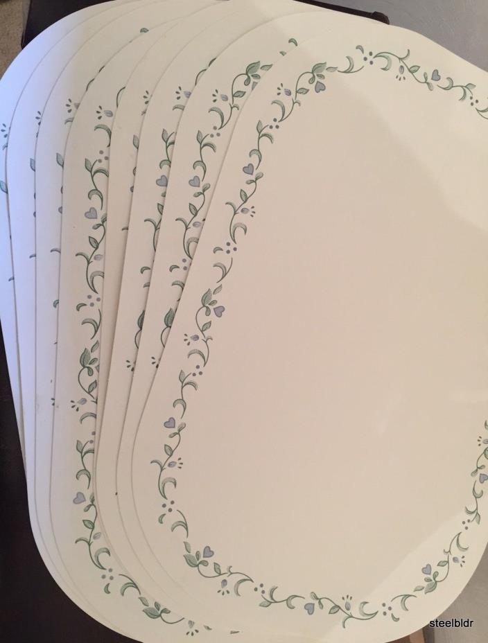 Corelle Country Cottage Place Mats - set of 8 - NICE!