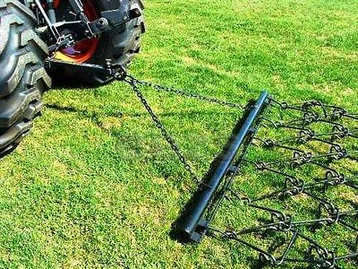 PASTURE CHAIN HARROW 4' x 5'-6