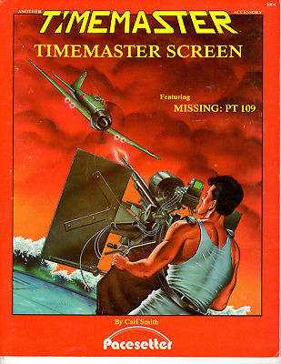 Pacesetter Timemaster Temples of Blood(3008) 1985 FREE SHIPPING-USA