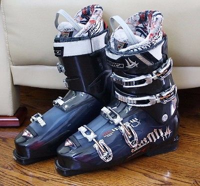 NORDICA HOT ROD 85 SKI BOOTS SIZE 30.5 MEN SIZE 12.5 $650