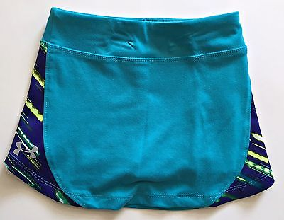 Under Armour Girl's Lumo Skooter Shorts Size 2T