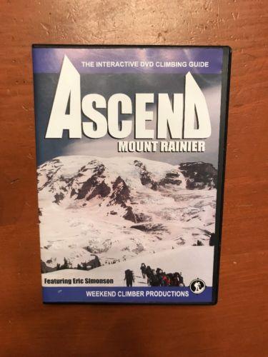 ASCEND Mount Rainier - Interactive Video Climbing Guide, DVD