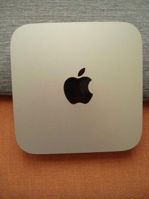 Mac Mini Server 2012, 2.6GHz quad-core CPU + Turbo Boost, 8GB RAM, Two 256GB SSD