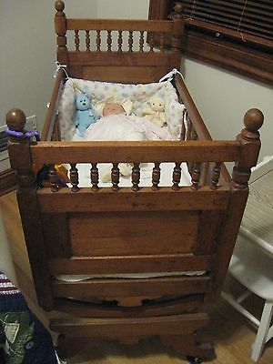 Victorian Baby Cradle For Sale Classifieds