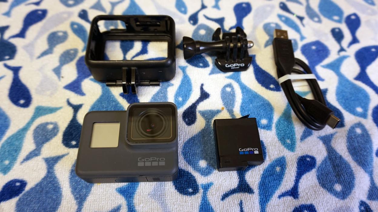MINT GoPro Hero5 Hero 5 Black Edition 4K 12MP HD Waterproof Sports Action Camera