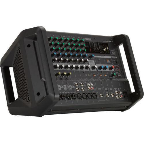 Yamaha EMX5 12-Input Powered Mixer w/ Dual 630 Watt Power Amp EMX-5 IN ORIG BOX