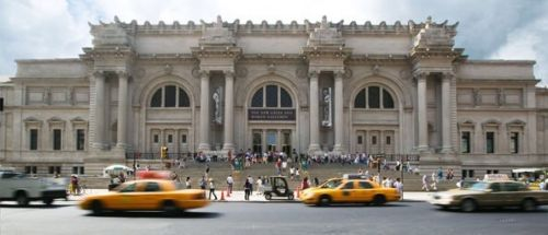 2 Adult Tickets For Metropolotain Museum Of Art (MET), New York
