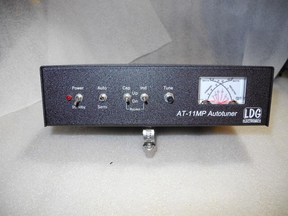 LDG AT-11MP Autotuner with manual