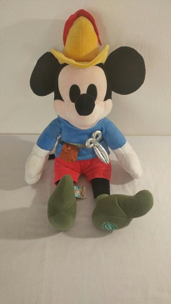 Disney Store Mickey Mouse Plush 20