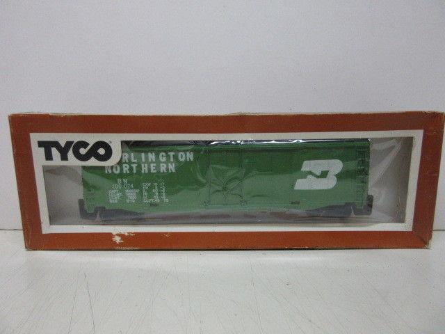 Tyco BN Box car w/ Original Box