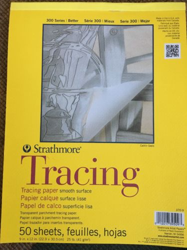 Strathmore 300 Series Tracing Pad 9