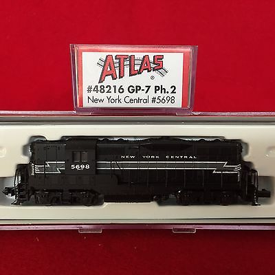 48216 Atlas N Scale GP-7 New York Central Engine NIB