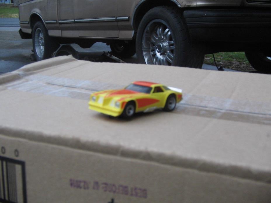 AFX 4 Gear Pontiac Funny Car. Good Runner.