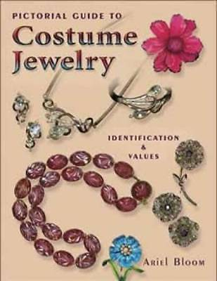 Photo ID Guide to Vintage Jewelry Costume & Rhinestone