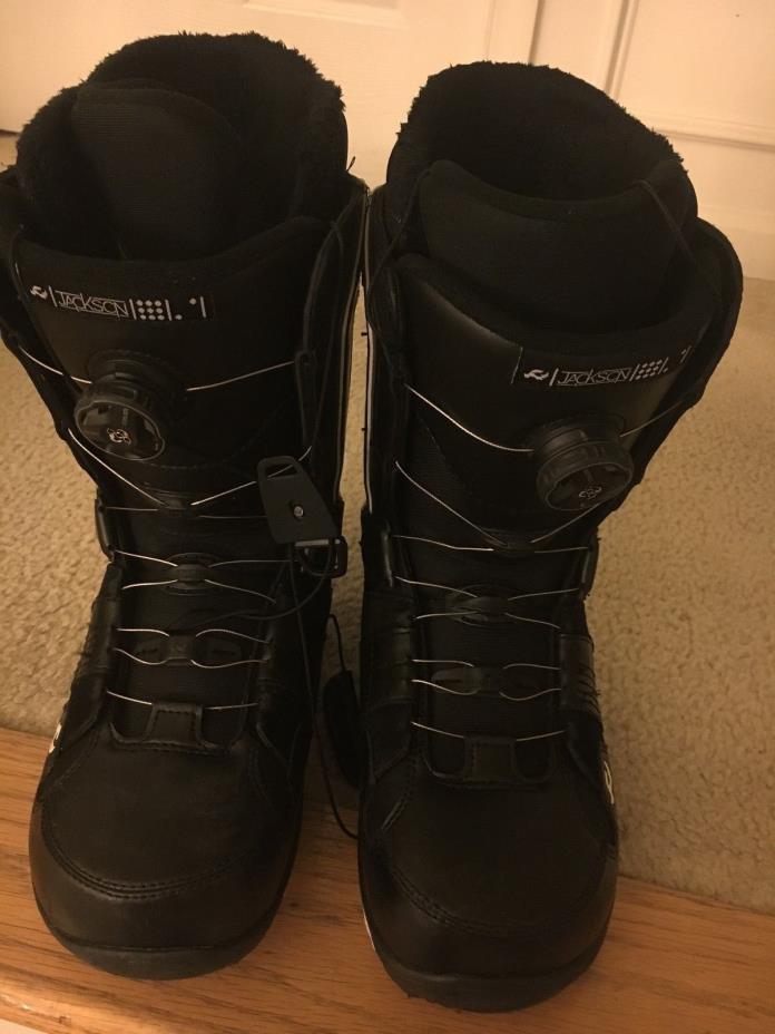 Ride Jackson Snowboard Boots Size 11.5