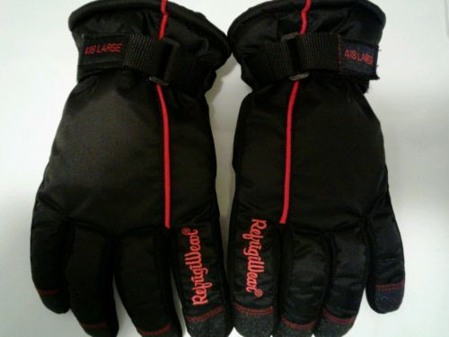 RefrigiWear cold protection  Iron Tuff Gloves 418