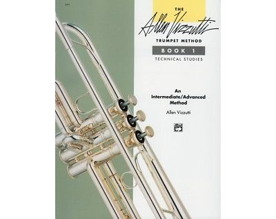 Alfred Allen Vizzutti Trumpet Method Book 1 Technical