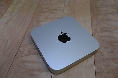 2012 Mac Mini 2.6GHZ i7 QUAD 16GB RAM 4TB Crucial SSD (2x2TB) USB 3.0 SHIPS FAST