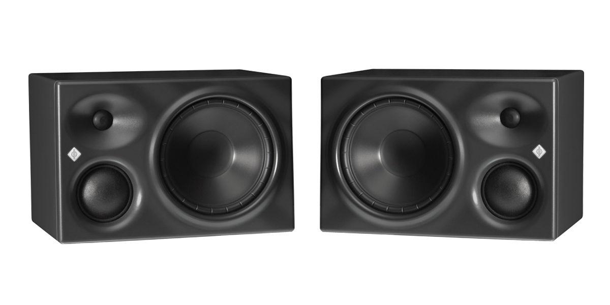 Neumann KH 310 A Speaker Active Studio Monitor STEREO PAIR KH310 Powered 3w NEW