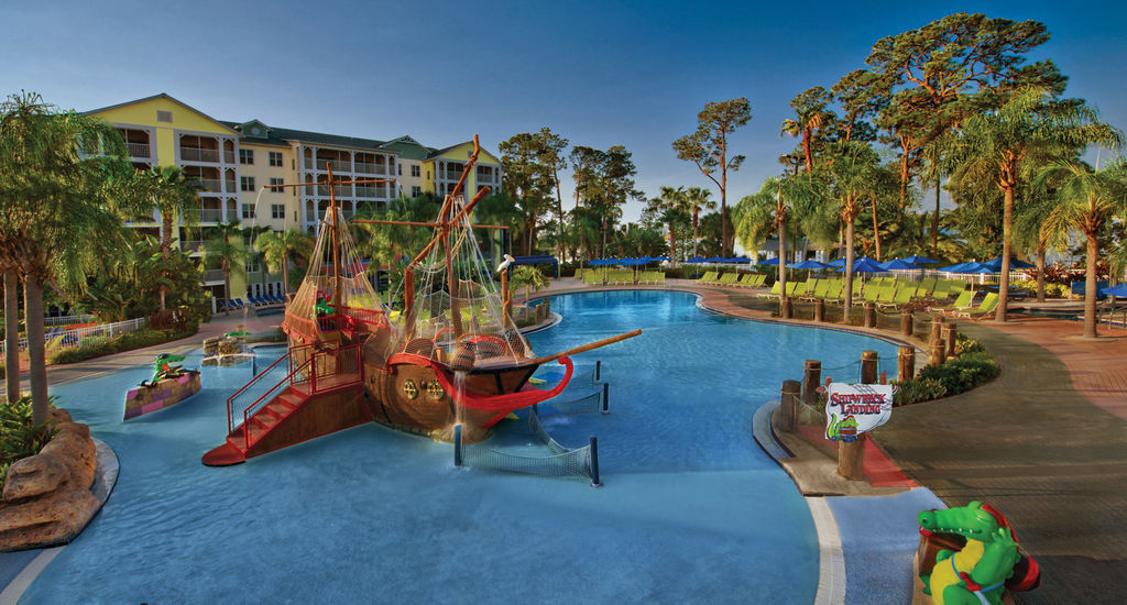 ORLANDO (Sleep 4) 03/24/18 - 03/31/18 --40% discount @ Harbour Lake