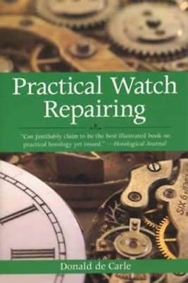 Repair Antique Watches illust Guide Pocket  Wristwatch