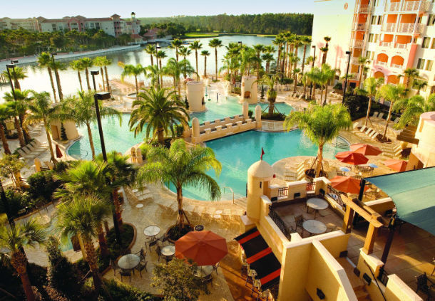 ORLANDO (Sleep 4) 03/24/18 - 03/31/18 - 40% less than best rate @ Grande Vista