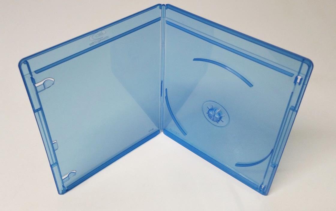 *NEW* 20 VIVA ELITE Single Disc Slim Blu-Ray / DVD Cases - 6mm