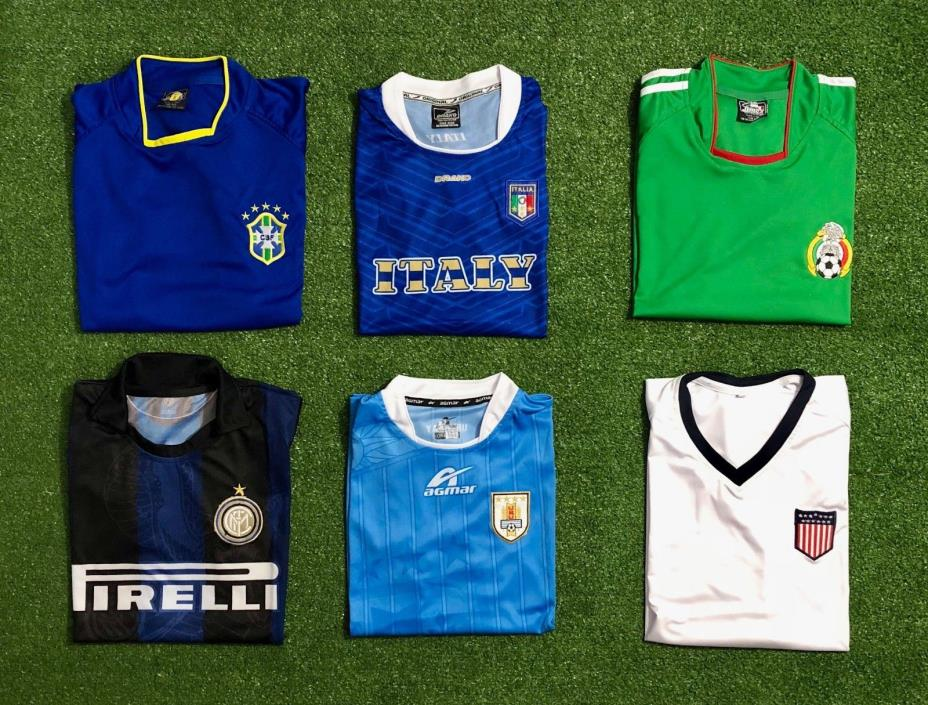 LOT OF 15 Soccer Jersey Size Adult Small or Youth Large.New