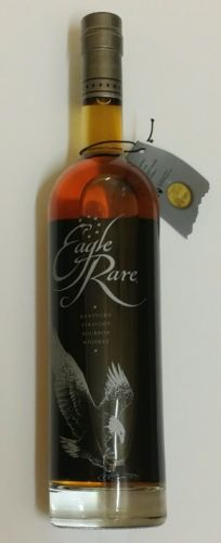 Eagle Rare 10 year old Bourbon by Buffalo Trace SEALED/COLLECTIBLE 2017