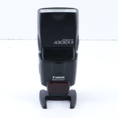 Canon 430EX II Speedlite Camera Flash OS-7612
