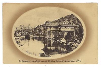 1910 Great Britain Photo Postcard - Japan-British Exhibition (ZZ68)