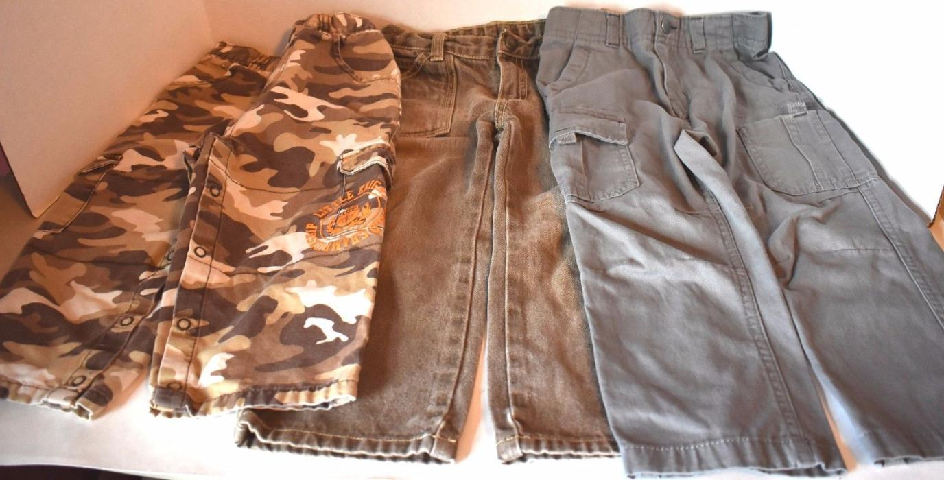 Boys Clothing 3 Pair  LOT Jeans Baby & Toddler Clothing Mixed Items & Lots SZ 3