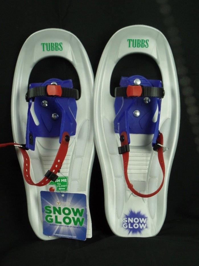 Tubbs Snow Glow Kids Youth Junior Snowshoes 16