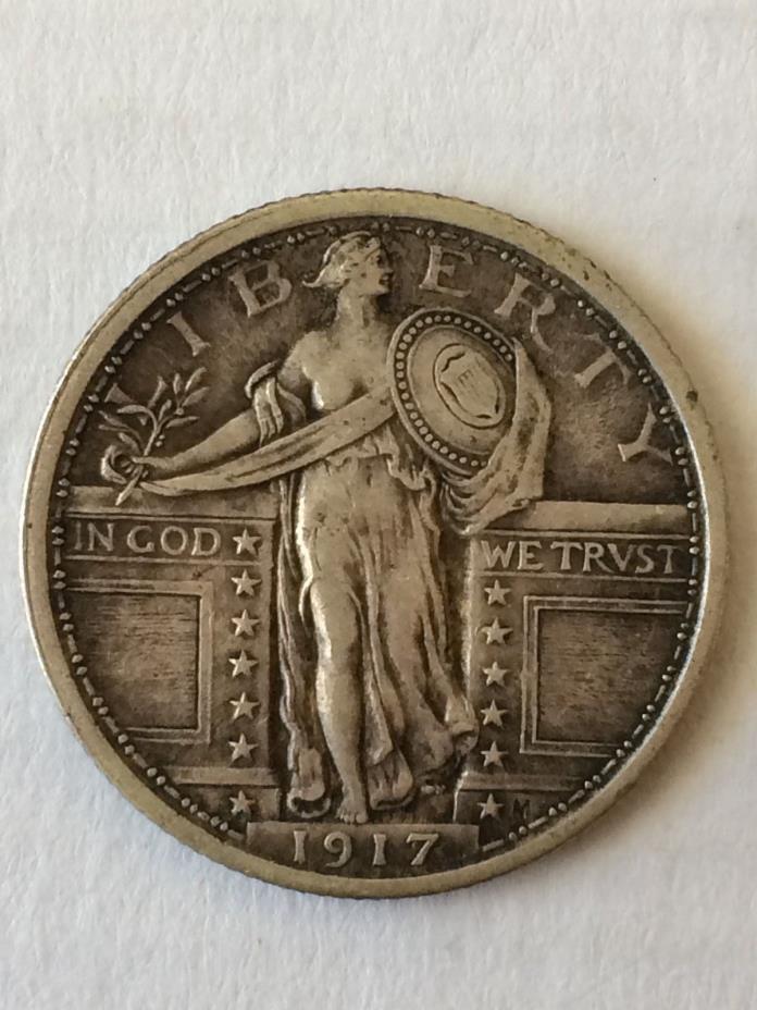 1917 Standing Liberty