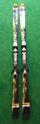 Salomon X Scream 7 Skis Size 174 With Marker M 4.2 Bindings Fast Free Shipping