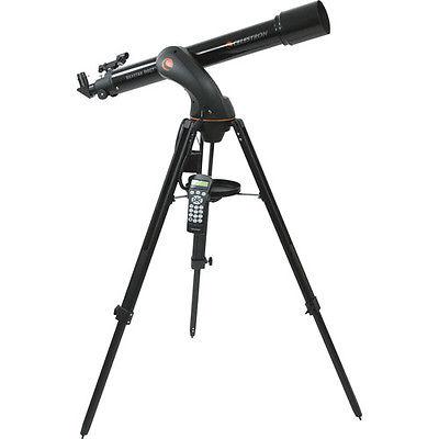 Celestron Nexstar Deluxe 90GT Computerized Telescope Astronomy Set