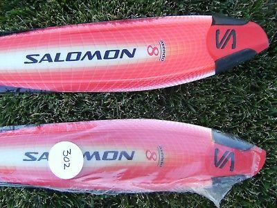 NEW (NOS) 180cm SALOMON ProLink Axendo 8 Downhill Skis