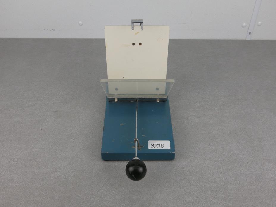 Baxter Fenwal Blood Plasma Extractor 4R4414