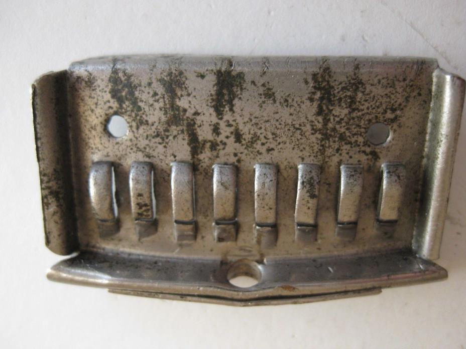 Vintage Martin Waverly Banjo Tailpiece Part for Project Repair