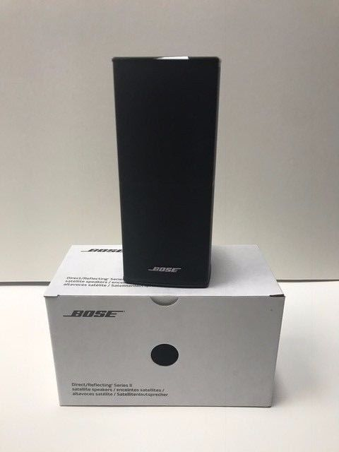 Bose Acoustimass Lifestyle Soundtouch 525 Direct Reflecting Speaker II