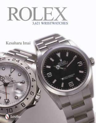 Vintage Rolex Wristwatch Collector Guide 3,621 Watches w Color ID Photos w Specs