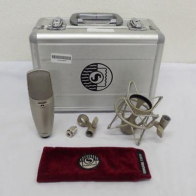 Shure KSM44A/SL Multi-Pattern Dual Diaphragm Microphone KSM 44 A Good Condition