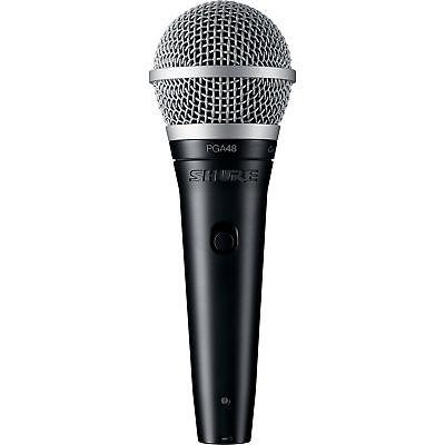 Shure PGA48 QTR Cardioid Dynamic Vocal Microphone
