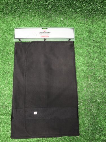 Brand New Victorinox Large PakMaster Black Organizer Swiss Army Packing Sleeve