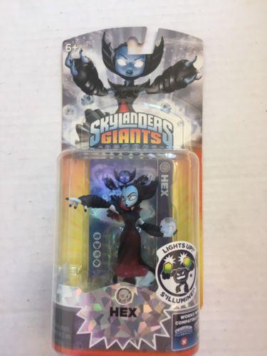 BRAND NEW Activision Skylanders Giants Lightcore Hex PS4 PS3 XBOX ONE 360 WII U