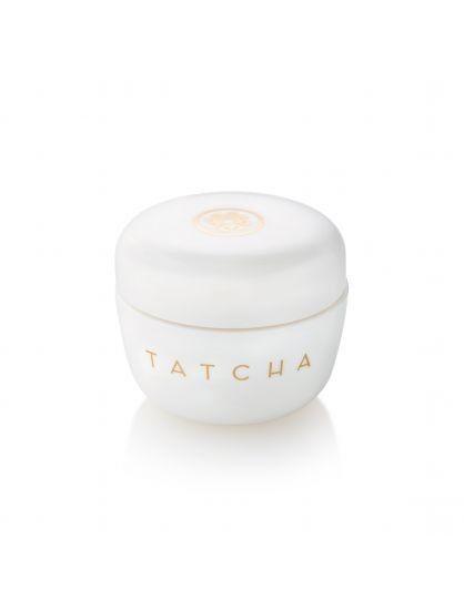 Tatcha Supple Moisture Rich Silk Cream Anti-aging Moisturizer New 0.34 oz 10 ml
