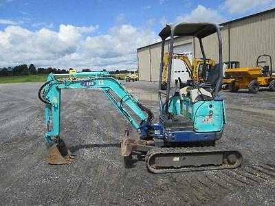 IHI 15NX2 Farm Tractor Dozer Mini Excavator
