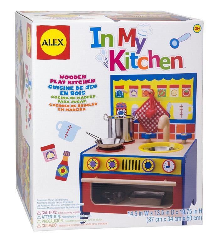 In My Kitchen - Activity Center - Pretend Play Toy