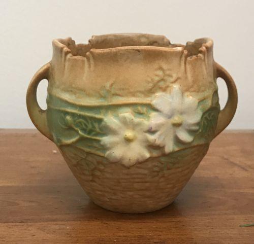 Roseville Pottery Cosmos Jardinière 649-3